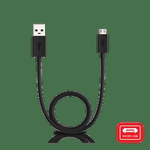 Motorola 1m USB-A a micro-USB Cable de datos