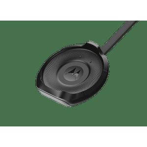Cargador prémium para la tercera generación de Moto 360. Base de carga, cargador adicional para el coche, la oficina o para viajar